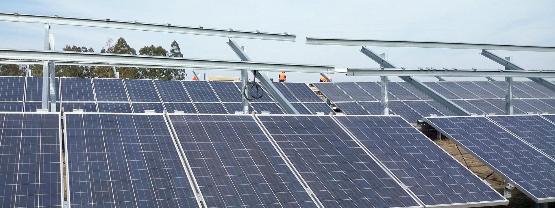 Energía solar en Uruguay